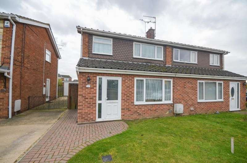 3 Bedrooms Semi Detached House for sale in Townsend Road, Tiptree, CO5 0ND