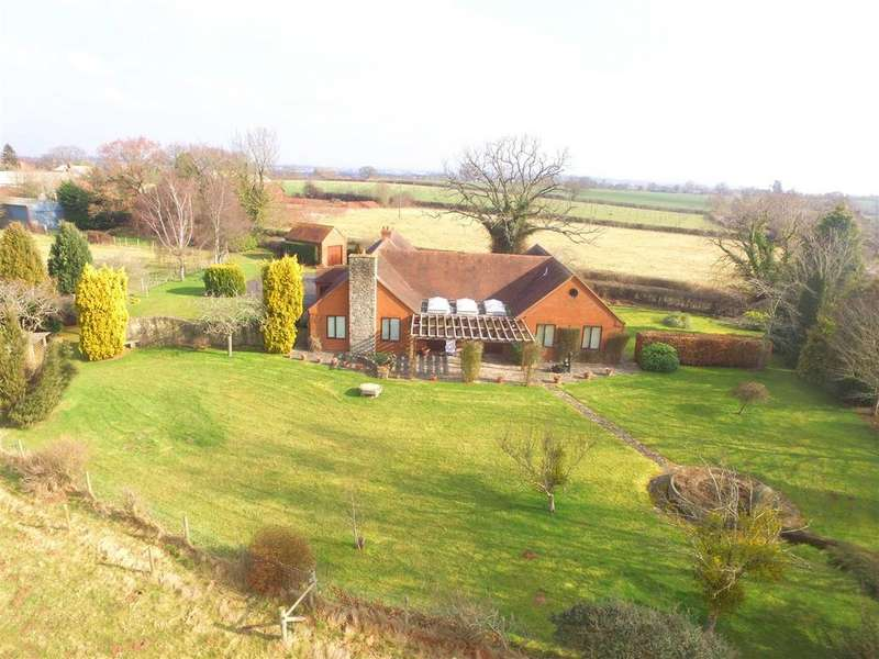 4 Bedrooms Detached Bungalow for sale in Breinton, Hereford
