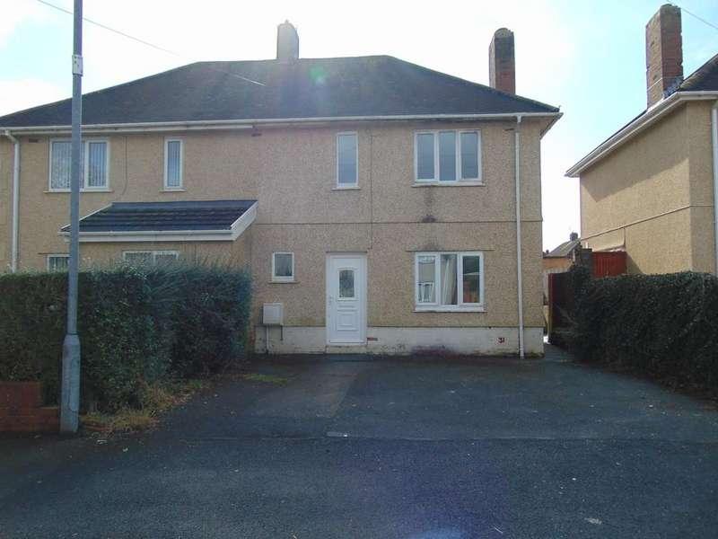 2 Bedrooms Semi Detached House for sale in Islwyn, Bryn, Llanelli