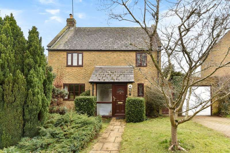 3 Bedrooms Detached House for rent in Hollybush Road, Hook Norton, OX15