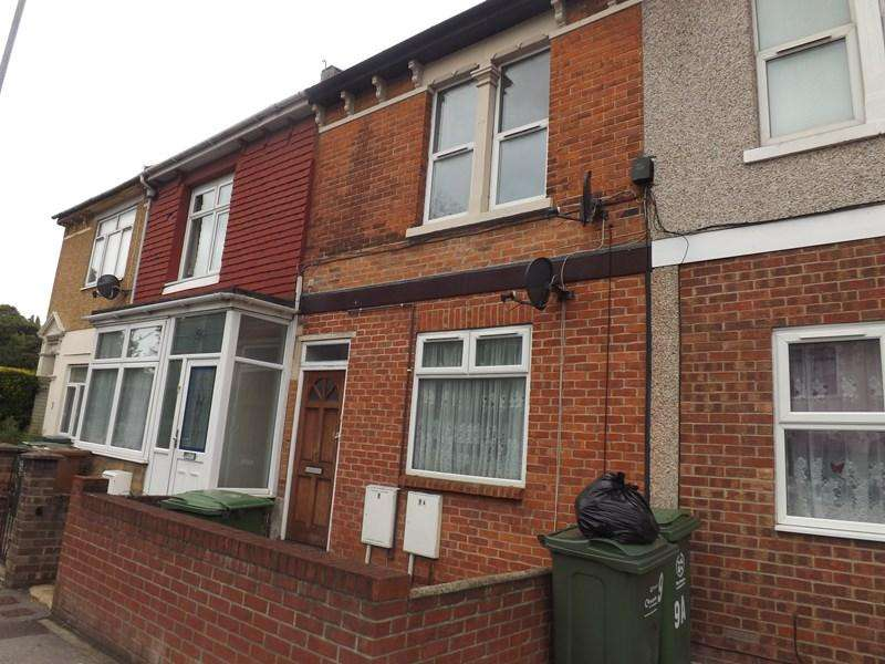 1 Bedroom Flat for rent in Copnor Road, Copnor, PORTSMOUTH