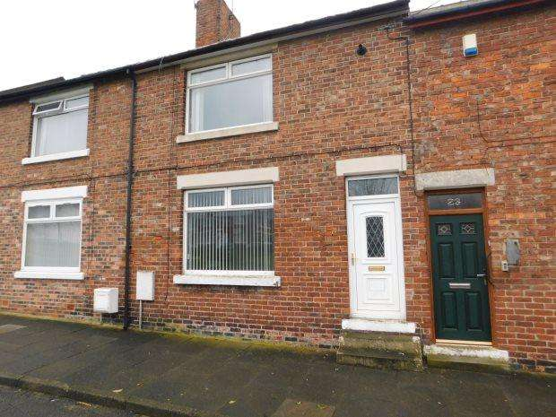 3 Bedrooms Terraced House for sale in BURN STREET, BOWBURN, DURHAM CITY : VILLAGES EAST OF