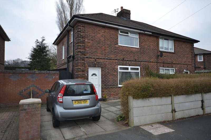 3 Bedrooms Semi Detached House for sale in Gareth Avenue, Haresfinch , St. Helens
