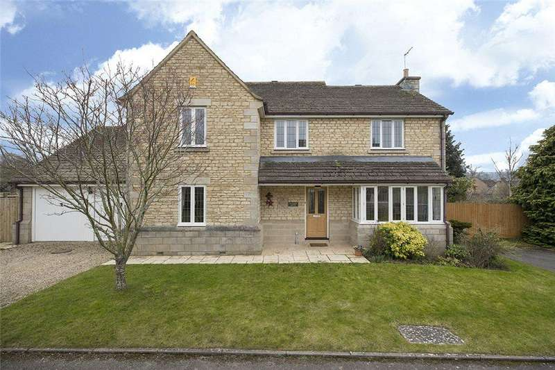 4 Bedrooms Detached House for sale in Meadow Orchard, Broadway, Worcestershire, WR12