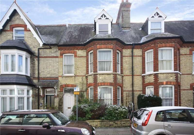 4 Bedrooms Terraced House for sale in St. Johns Road, Cambridge, CB5