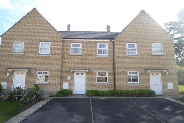 2 Bedrooms Terraced House for sale in St. James Close, Chatteris, PE16