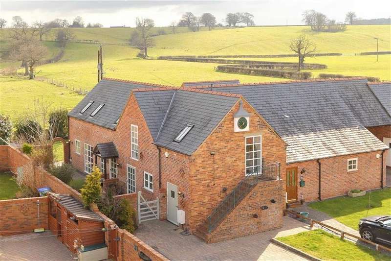 4 Bedrooms Barn Conversion Character Property for sale in Althrey Court, Bangor-On-Dee, LL13