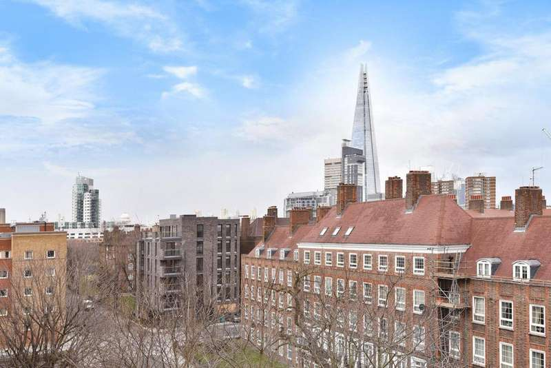 1 Bedroom Flat for sale in Tabard Street, Borough