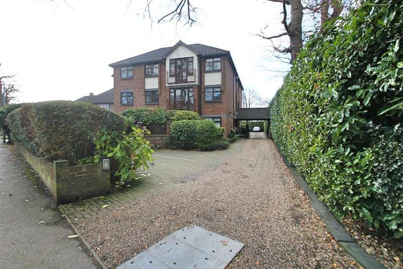 3 Bedrooms Flat for sale in White Oaks, The Rutts, Bushey Heath, Bushey