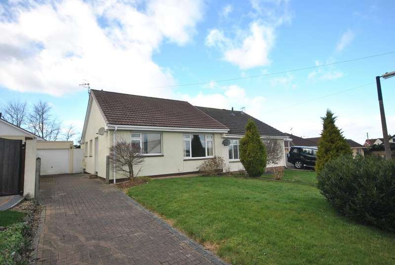 2 Bedrooms House for sale in Knightcott Gardens, Banwell , North-Somerset