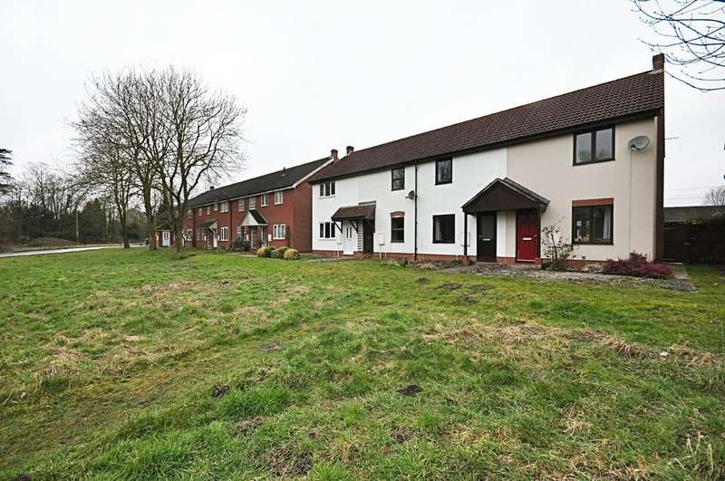 2 Bedrooms Terraced House for sale in Robinsons Close, Mellis