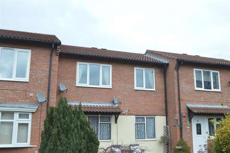 1 Bedroom Apartment Flat for sale in 8 Warrenby Close, Shrewsbury SY1 2UL