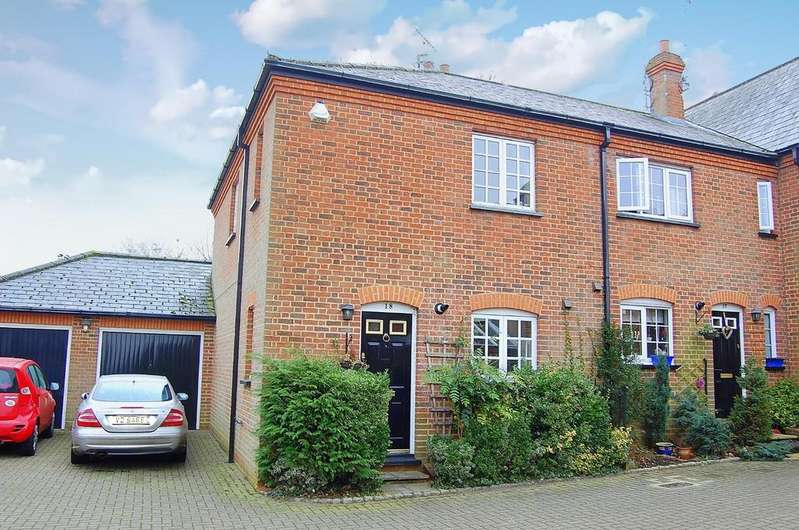 3 Bedrooms End Of Terrace House for rent in Waterlow Mews, Little Wymondley, Hitchin