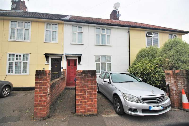 3 Bedrooms Terraced House for sale in Banstock Road, Edgware