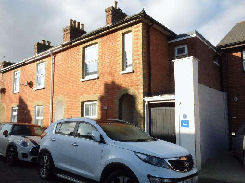 3 Bedrooms End Of Terrace House for sale in Clifford Street, Newport