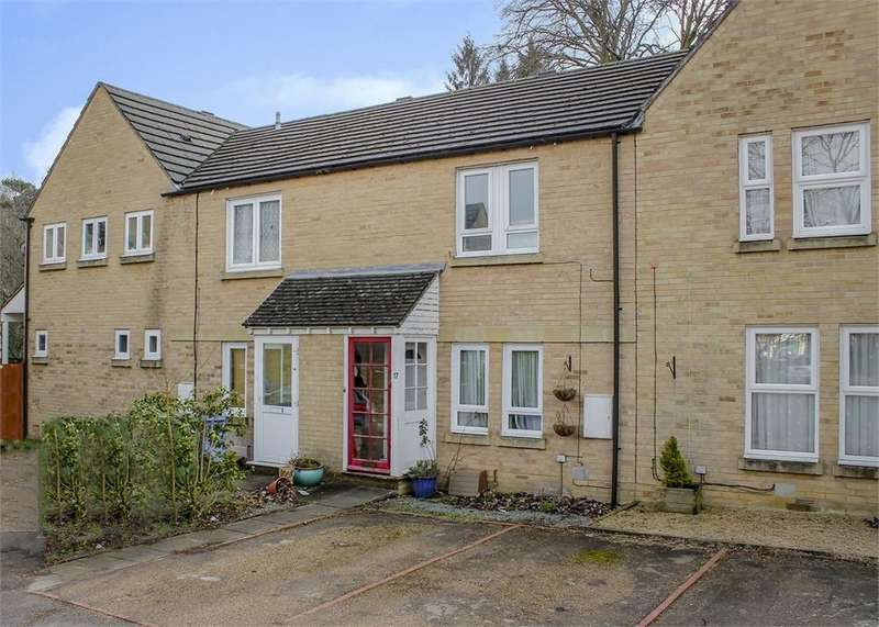 2 Bedrooms Terraced House for sale in Wards Stone Park, Forest Park, Bracknell, Berkshire