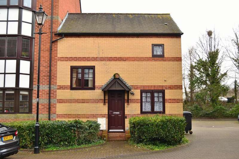 2 Bedrooms End Of Terrace House for sale in New Bright Street, Reading, Berkshire, RG1 6QQ