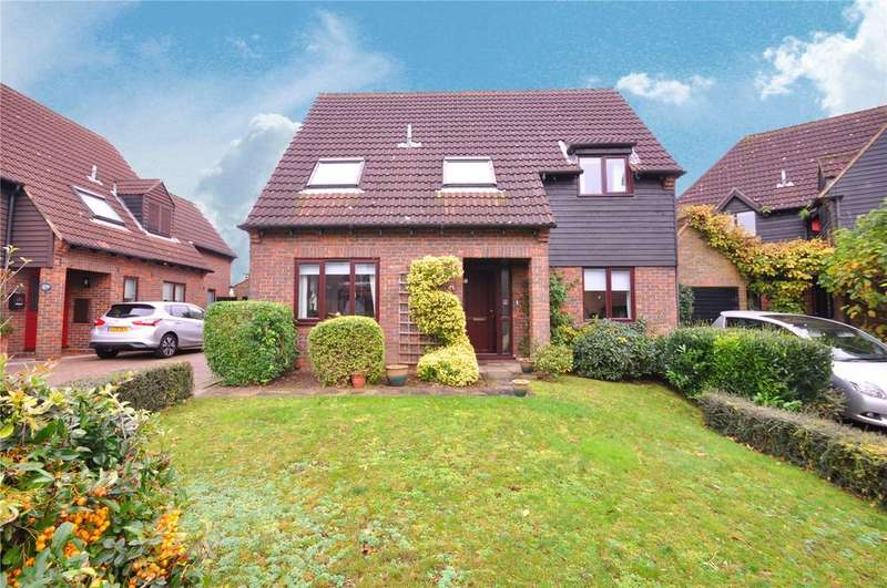 4 Bedrooms Detached House for sale in Old Orchard, Park Street, St. Albans, Hertfordshire