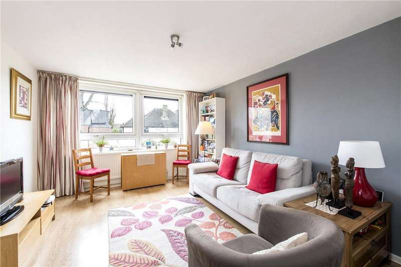 1 Bedroom Apartment Flat for sale in Boileau Road, London, SW13