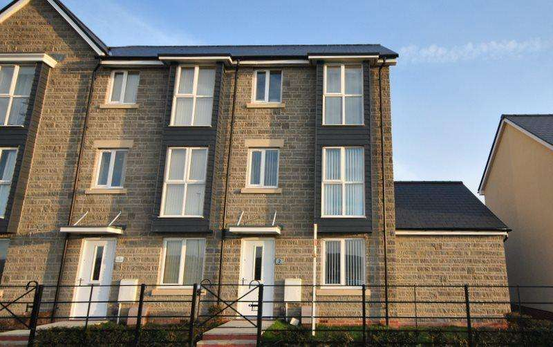3 Bedrooms House for sale in Dragonfly Walk, Haywood Village, Weston super Mare