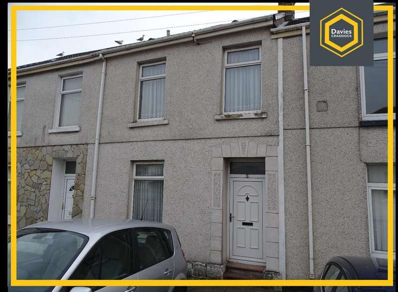 3 Bedrooms Terraced House for sale in Glanmor Road, Llanelli, SA15