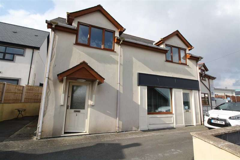 1 Bedroom Apartment Flat for sale in Flat 1, Fron Uchaf, Tyn Y Gongl