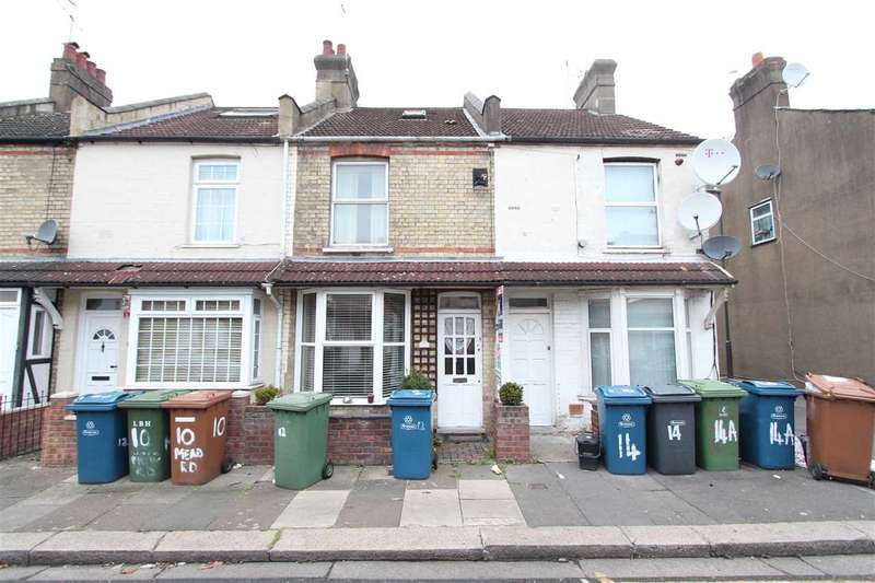 2 Bedrooms Terraced House for sale in Mead Road, Canons Park