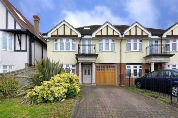 6 Bedrooms Semi Detached House for sale in Sinclair Grove, Golders Green