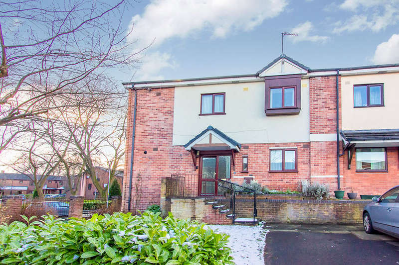 3 Bedrooms Semi Detached House for rent in Northumberland Close, Manchester, M16