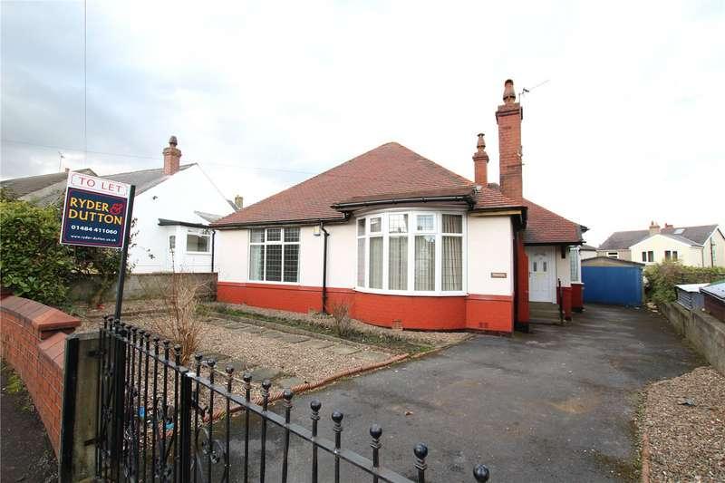 2 Bedrooms Detached Bungalow for rent in Tom Lane, Huddersfield, HD4