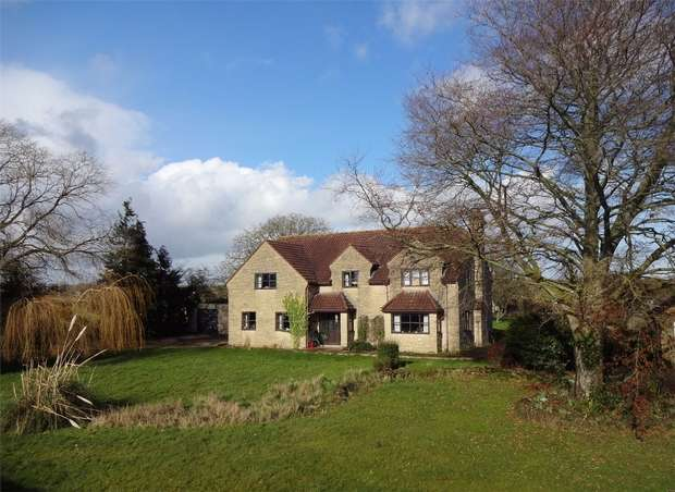 4 Bedrooms Detached House for sale in 243 Bradford Road, Winsley, Wiltshire