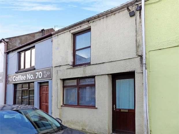 2 Bedrooms Terraced House for sale in Commercial Street, Ystalyfera, Swansea, West Glamorgan