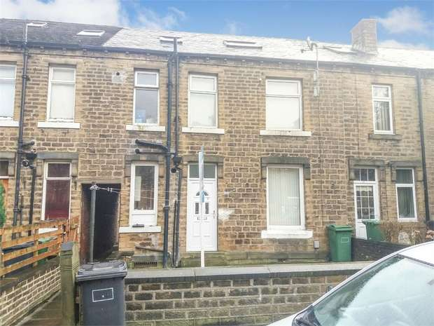 3 Bedrooms Terraced House for sale in Beech Street, Huddersfield, West Yorkshire