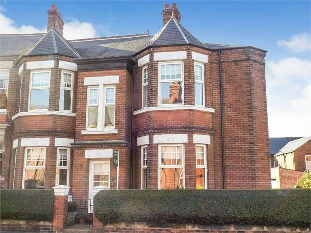 3 Bedrooms End Of Terrace House for sale in Ashwood Terrace, Sunderland, Tyne and Wear
