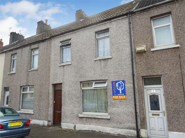 3 Bedrooms Terraced House for sale in Queen Street, Avonmouth, Bristol