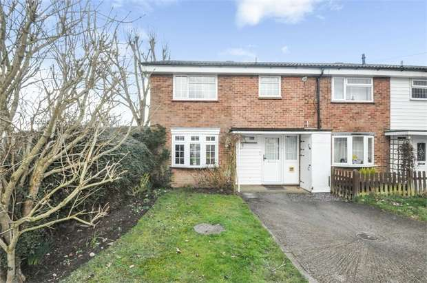 3 Bedrooms End Of Terrace House for sale in Lindores Road, Holyport, Maidenhead, Berkshire