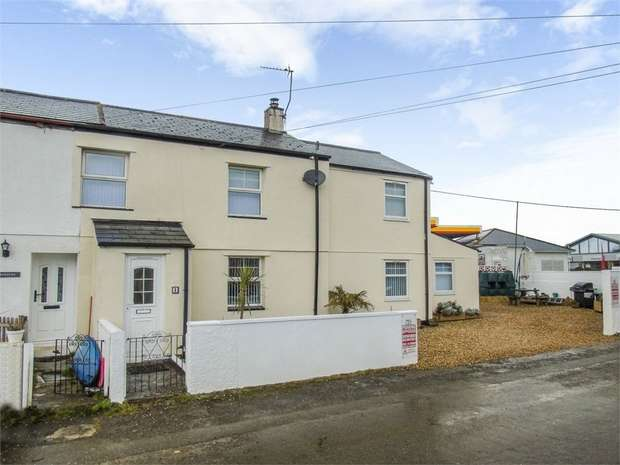 7 Bedrooms End Of Terrace House for sale in Carland Cross, Mitchell, Newquay, Cornwall