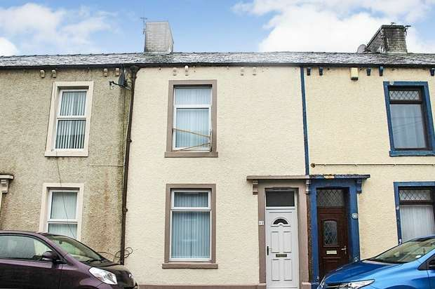 2 Bedrooms Terraced House for sale in Bolton Street, Workington, Cumbria