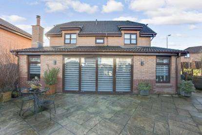 3 Bedrooms Detached House for sale in Ochiltree Drive, Hamilton, South Lanarkshire
