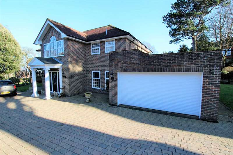 4 Bedrooms Detached House for sale in Carlisle Road, Eastbourne, BN20 7TB