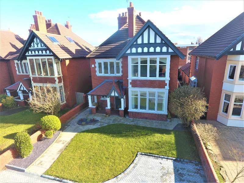 4 Bedrooms Detached House for sale in St Annes Road East, St Annes, Lytham St Annes, Lancashire, FY8 1UR