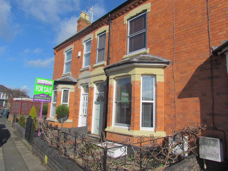 3 Bedrooms Terraced House for sale in Barbourne Walk, Worcester