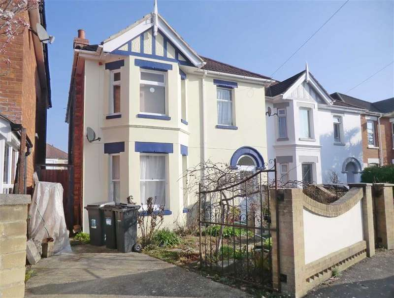 4 Bedrooms House for sale in Orcheston Road, Bournemouth, Dorset