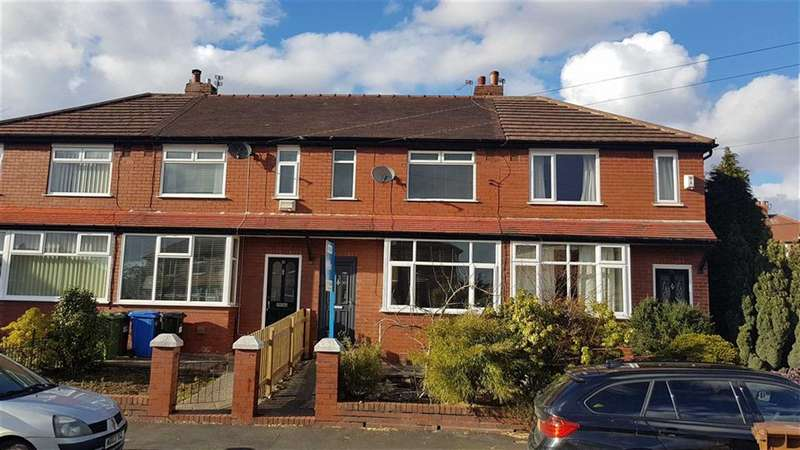 2 Bedrooms Terraced House for sale in Colwyn Crescent, Stockport