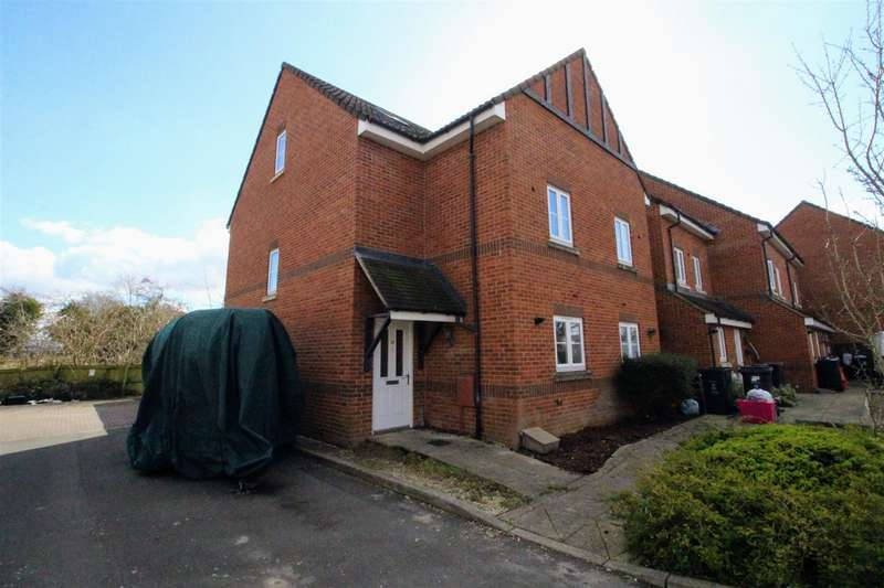 3 Bedrooms End Of Terrace House for sale in Pavilion Close, Swindon