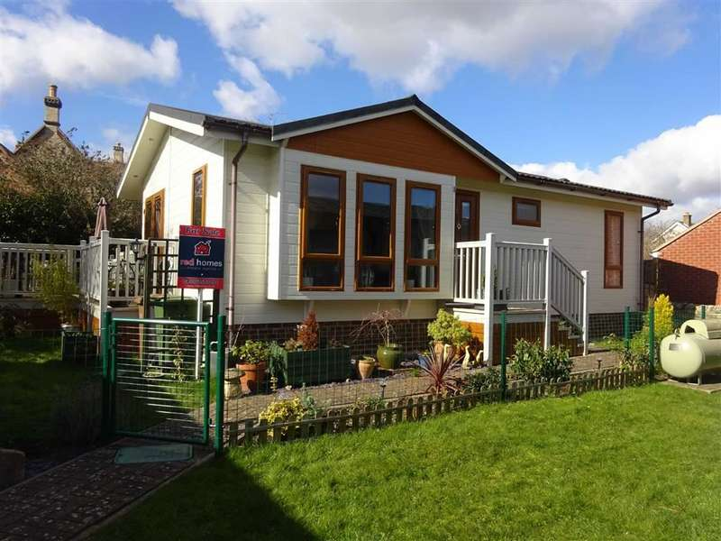 Park Home Mobile Home for sale in Westbrook Green, Evesham, Worcs