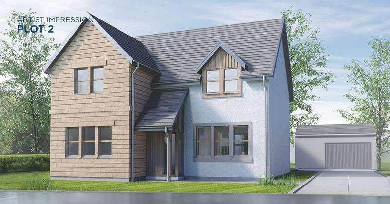 4 Bedrooms Detached House for sale in Plot 2 The Green, Foodieash, Fife, KY15
