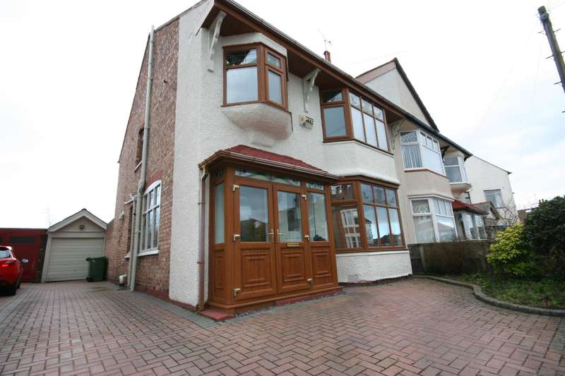 4 Bedrooms Semi Detached House for sale in Gerard Road, Wallasey, CH45 6UQ