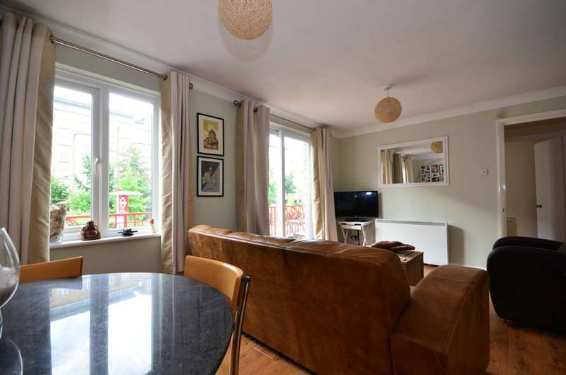 2 Bedrooms Flat for sale in Westferry Road, Isle Of Dogs, E14