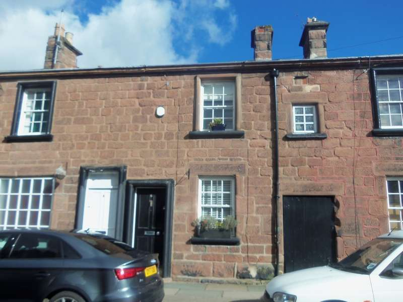 2 Bedrooms Terraced House for sale in Quarry Street, Woolton L25